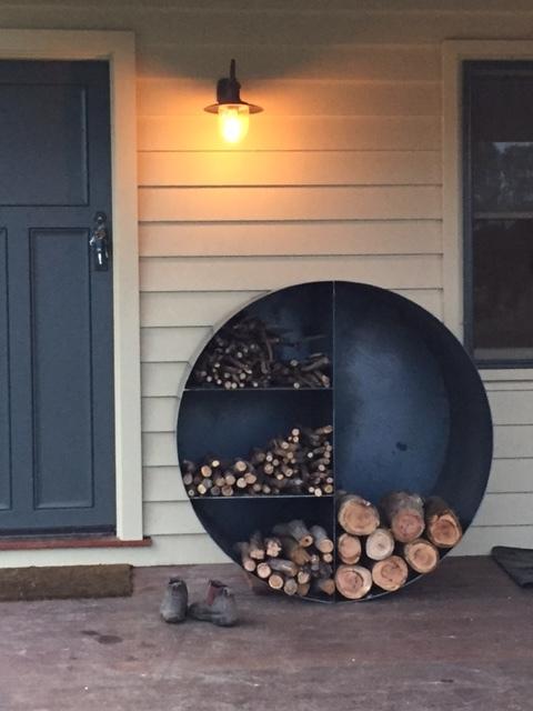 Round Wood Stacker 00004