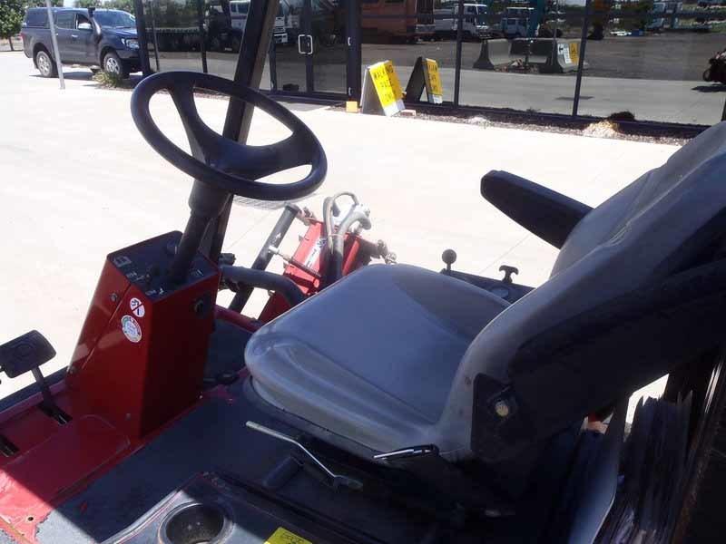 Ride on Reel Mower
