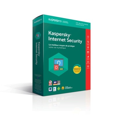 Antivirus Kaspersky Internet Security / Total security / Small office 2019