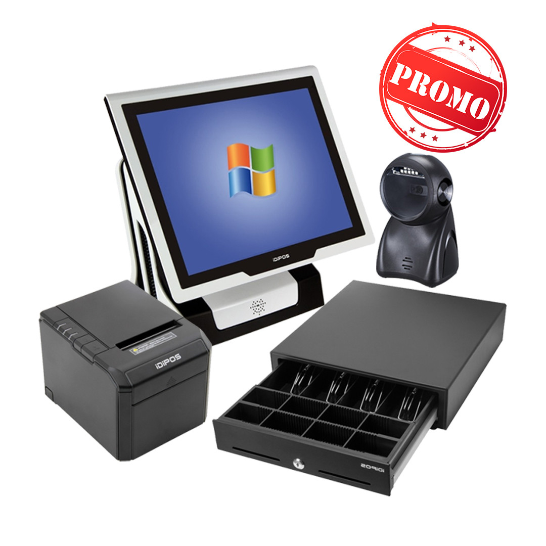 Pack Complet Gestion de Point de Vente IDIPOS