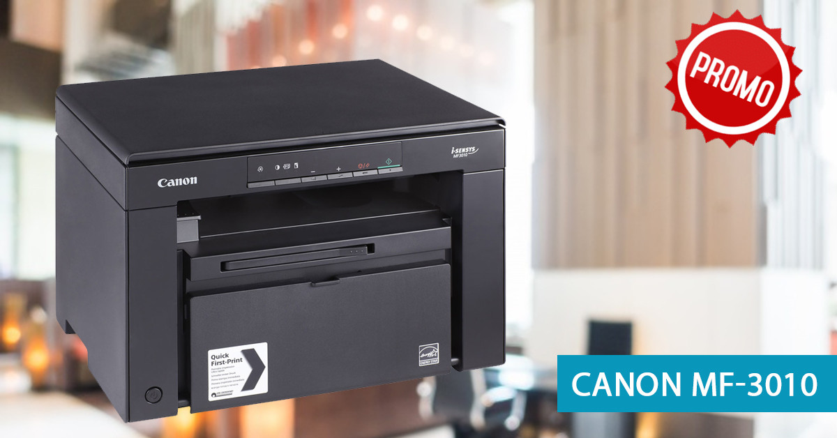 Imprimante Multifonction Laser Canon MF-3010