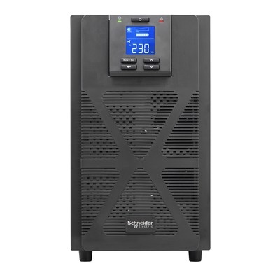 Easy UPS 1ph SRVS - onduleur on-line - 230V - 3kVA - prises IEC - tour