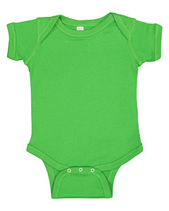 Rabbit Skins Infant Baby Rib Bodysuit 8 Colors