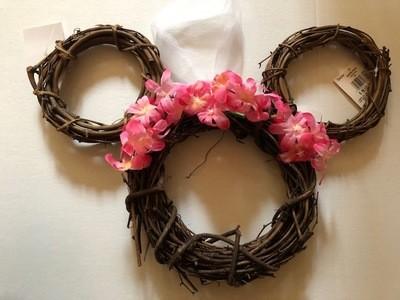 Grapevine Mouse Wreath Kit 2 sizes