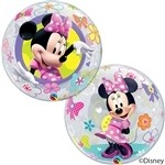 22 inch BUBBLES Disney Minnie Mouse Bow-Tique (PKG), Price Per EACH