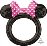 27 inch Disney Minnie Mouse Selfie Frame (PKG)