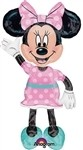 52 inch Disney Minnie Mouse AIRWALKER