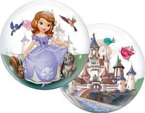 22 inch Disney Sofia the First Bubble, Price Per EACH
