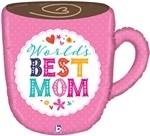 28 inch Best Mom Mug (PKG), Price Per EACH