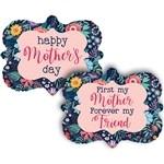 30in Mother's Day Navy Frame (PKG), Price Per EACH