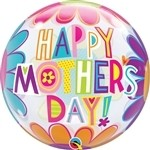 22 inch BUBBLES Mother's Day Big Flowers (PKG), Price Per EACH