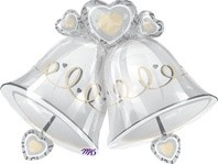 35 inch Wedding Bells (PKG), Price Per EACH