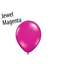 16 inch Qualatex Jewel MAGENTA, Price Per Bag of 25
