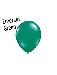 16 inch Qualatex EMERALD GREEN, Price Per Bag of 25