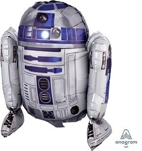 15 inch Sitting Star Wars R2D2 (PKG), Price Per EACH