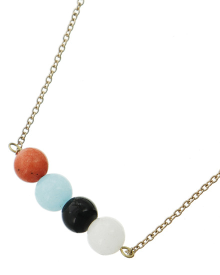 Penny Necklace Colors