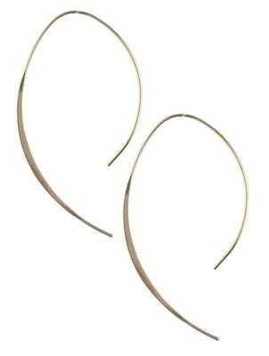 Alexis Earrings Gold