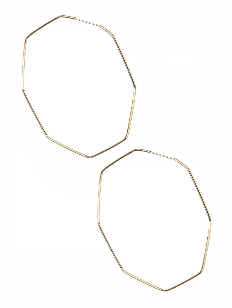 Sara Earrings Gold