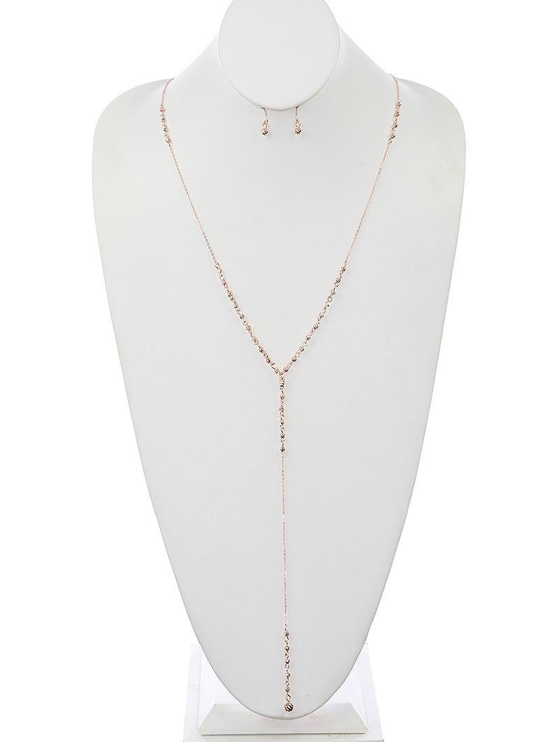 Angelina Necklace Set