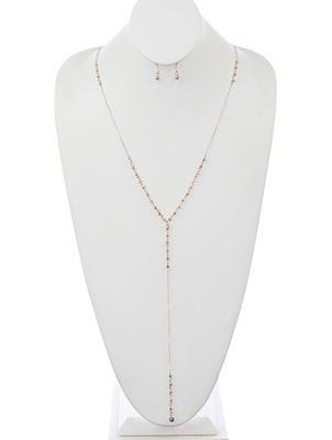 Angelina Necklace Set