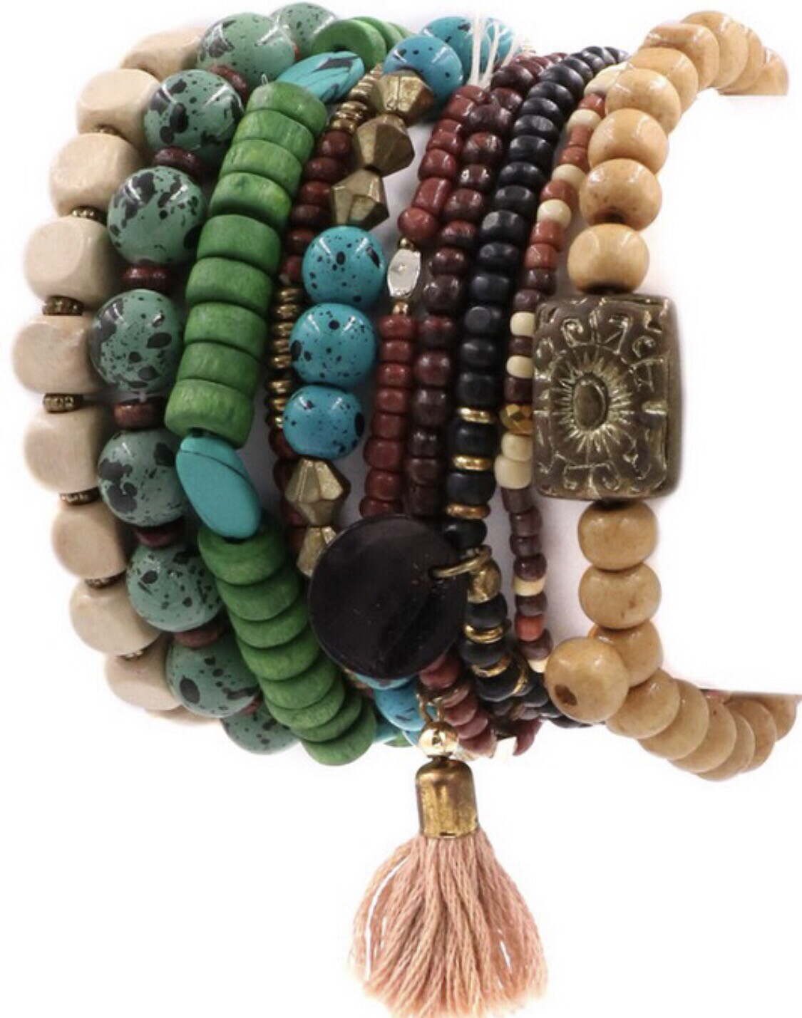 Green earth stack