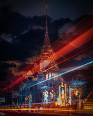 BANGKOK CITY NIGHT 2