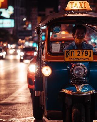 BANGKOK CITY NIGHT 5