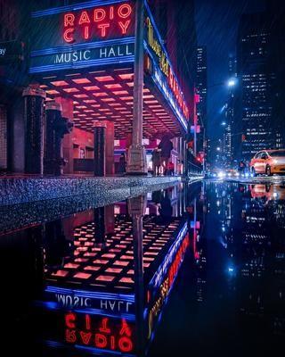 NEW YORK CITY NIGHT 2