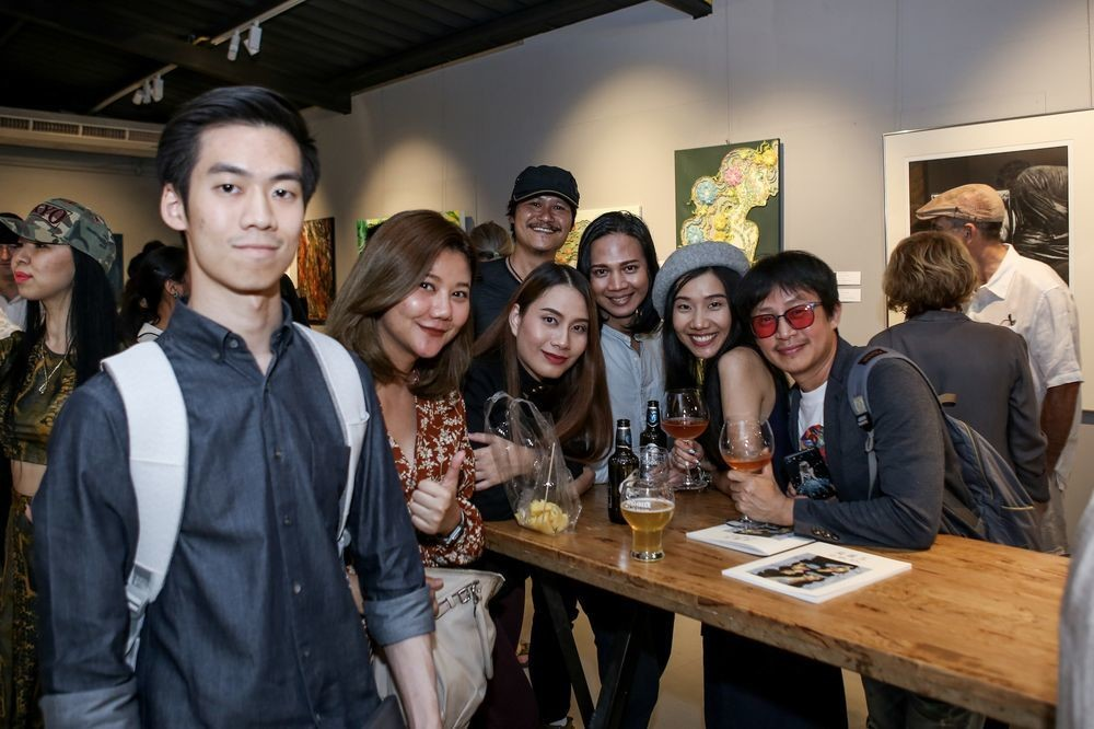 Opening Reception Photos Gallery