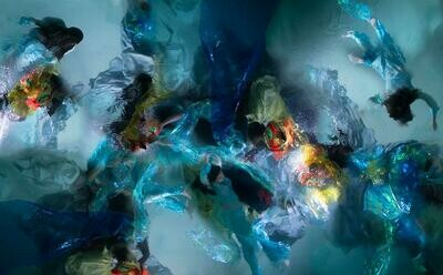 Baroque Underwater Photography 04 (Title unspecified)