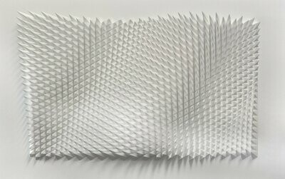 Geometric Paper Sculpture 23 (Title unspecified)