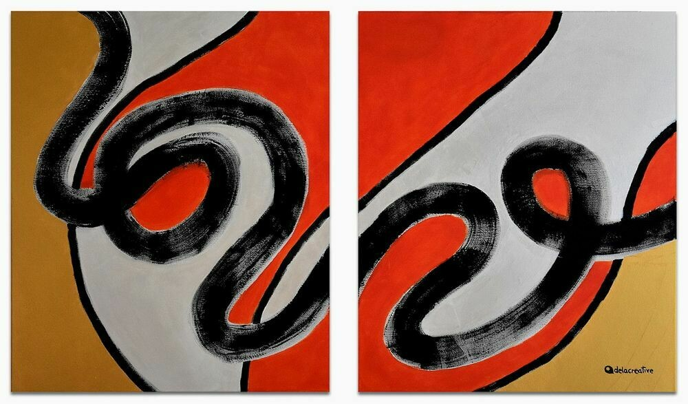 THE PATH 6 (DIPTYCH)