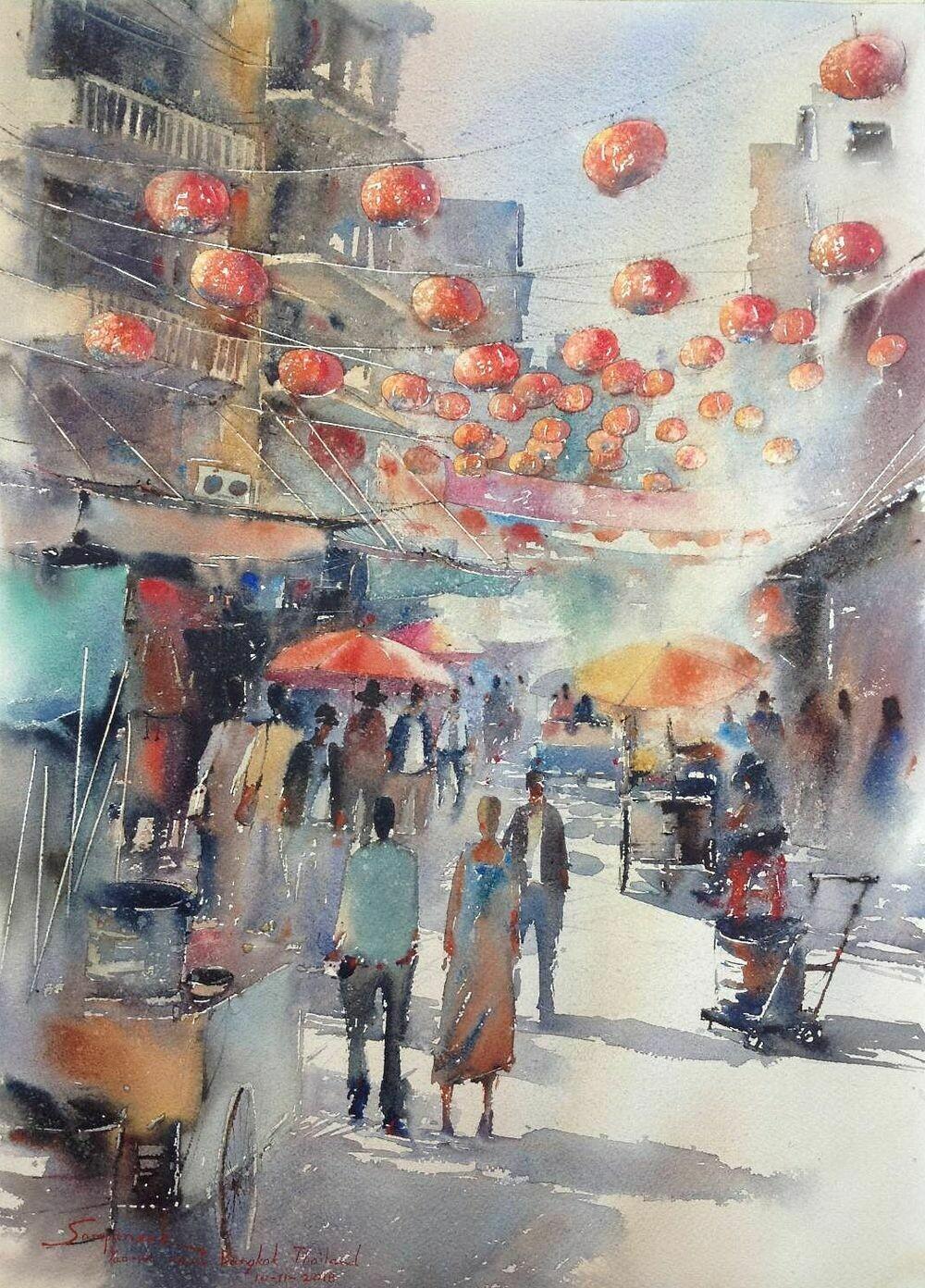 CHINA TOWN BANGKOK 1
