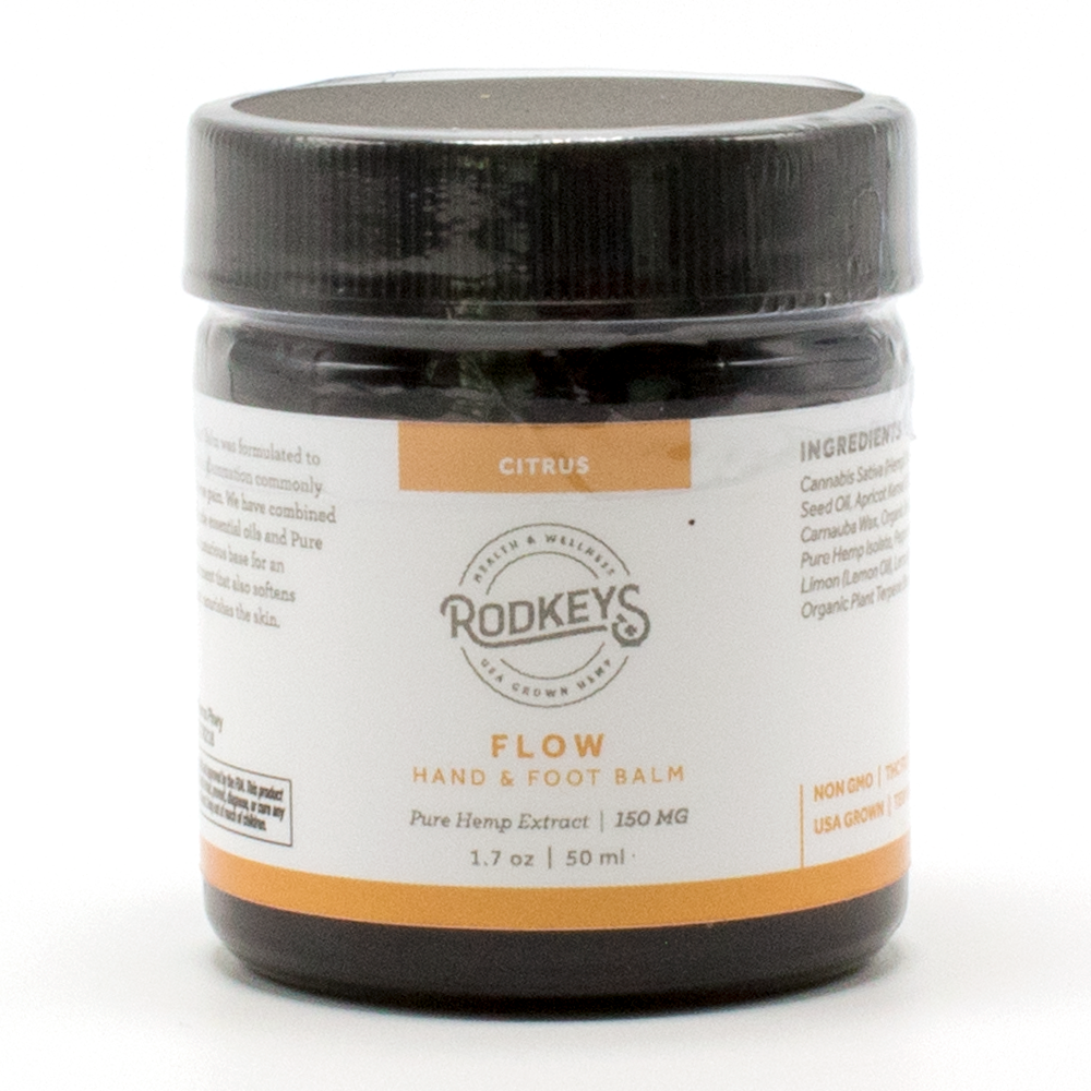 FLOW CBD Foot Balm