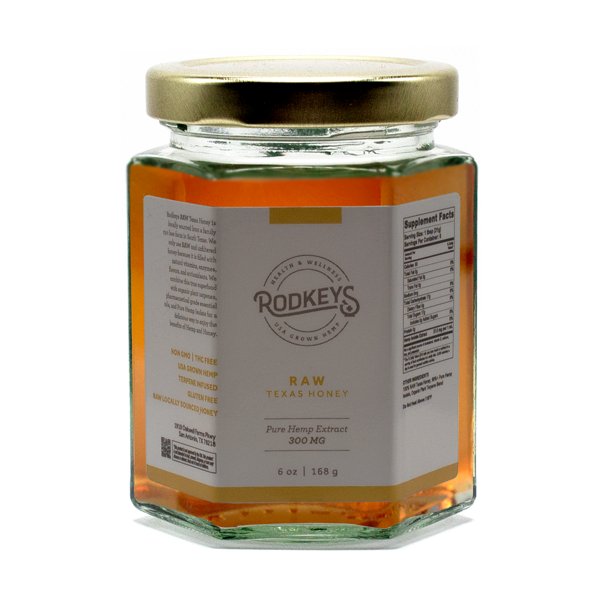 RAW Texas Honey