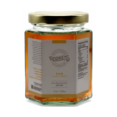 RAW Texas Honey