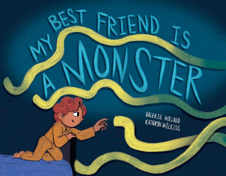 My Best Friend is a Monster