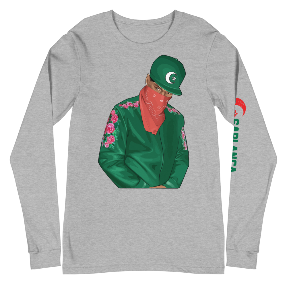 Casablanca Unisex Long Sleeve Tee