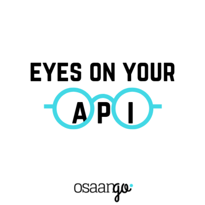 Eyes On Your API (Size S)