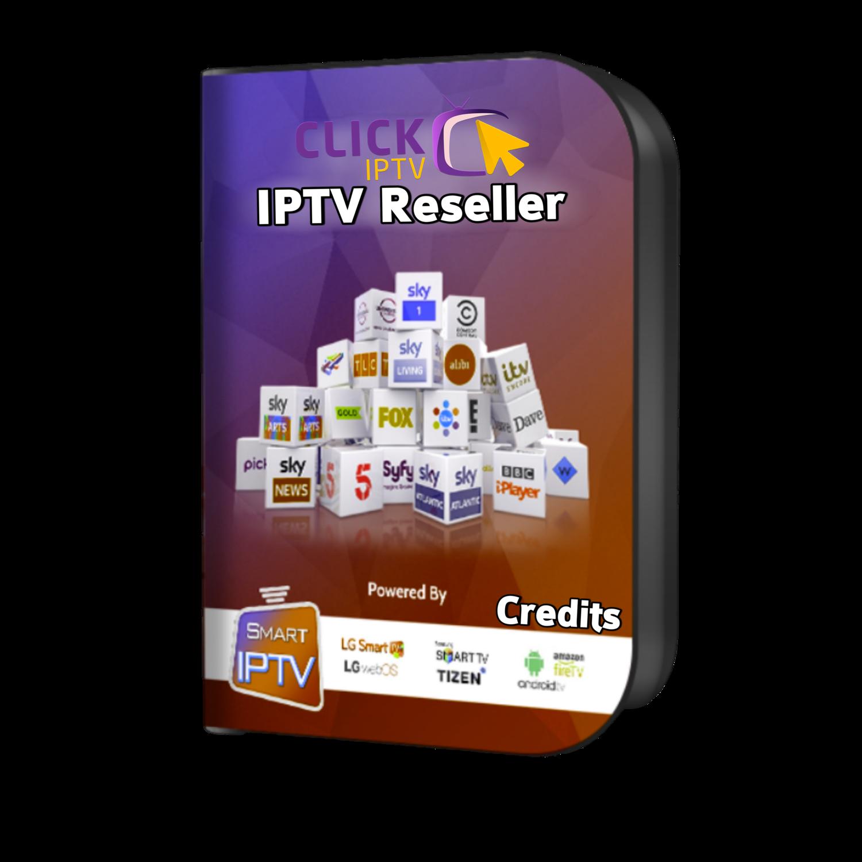 Click iptv Reseller