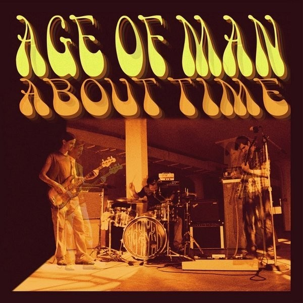 Age Of Man - About Time -