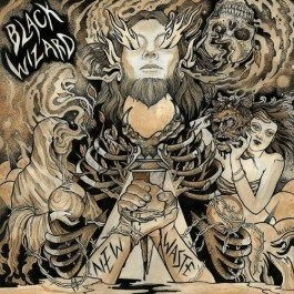 Black Wizard -New Waste - (Verde)