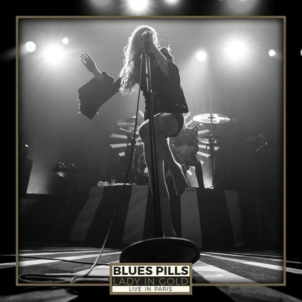 Blues Pills - Lady In Gold - Live In Paris 2LP