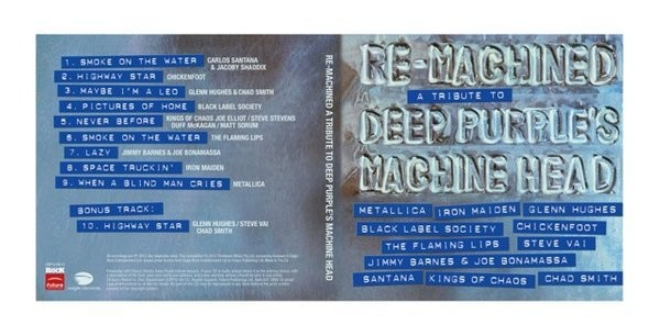 Deep Purple.=Tribute= . Re Machine Deep Purple's Machine Head