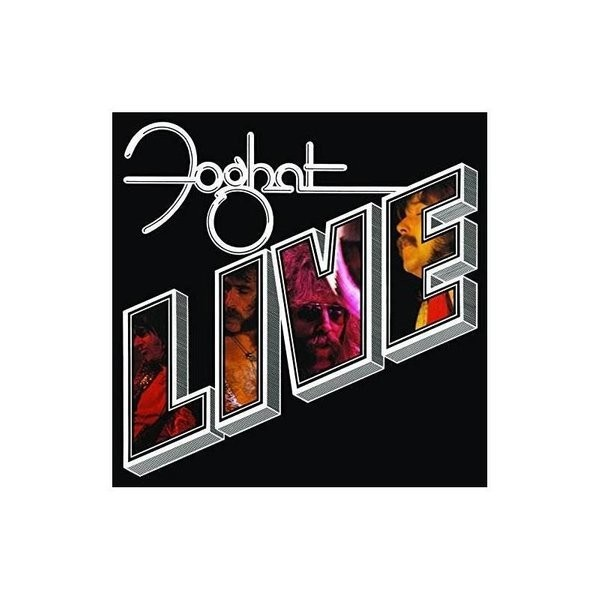 Foghat - Live (Usa.Import)