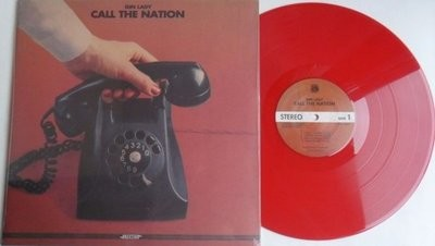Gin Lady - Call The Nation (Rojo)