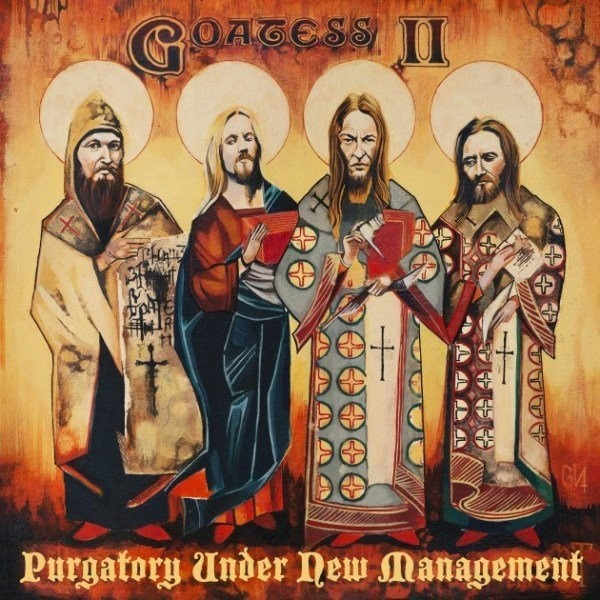 Goatess - Purgatory Under New Management 2LP