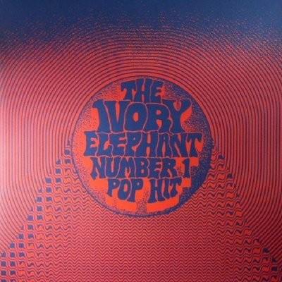 Ivory Elephant - Number 1 Pop Hit - (Rojo)