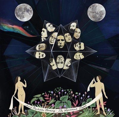 Jess And The Ancient Ones Second Psychedelic...The Aquarius .2Lp