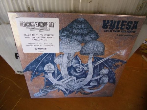 "Kylesa - Live At Maida Vale Studios (A BBC Recording) - 10"" Vinyl + Digital 45Rpm"